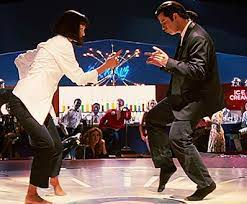 Iconic Dance Scene in Pulp Fiction Featuring John Travolta and Uma Thurman  is Named The Nation's Favourite Dance Scene   The Fan Carpet